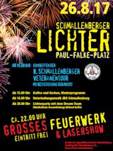 Schmallenberger Lichter 2017 am 26.08.2017